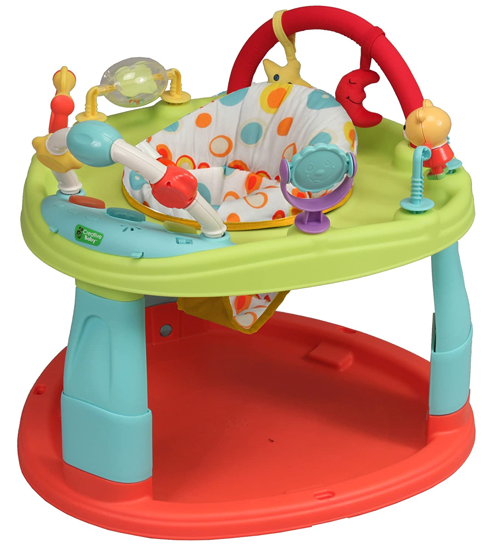 Bambisol Creative Baby Base d'Activités et d'Eveil - Multicolore CA0