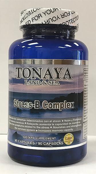 Tonaya Stress-B Complex