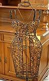 Mannequin de couture/de présentation - fer forgé - style antique