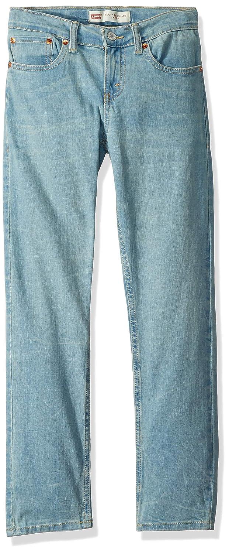 f0bcc657d Amazon.com: Levi's Boys' 502 Regular Fit Taper Jeans: Clothing