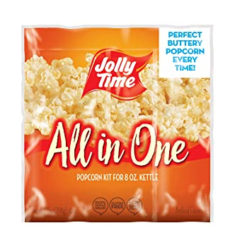 Jolly Time All-in-one Kit Popcorn Kernel