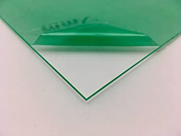 Amazon Com Clear Acrylic Plexiglass Sheet 1 16 Thick Cast 9 X 12 Office Products