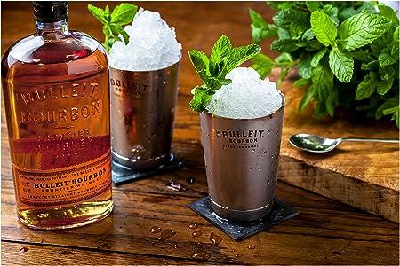 Bulleit Bourbon Frontier Whisky de centeno destilado y añejado según la tradición de Kentucky – 700 ml