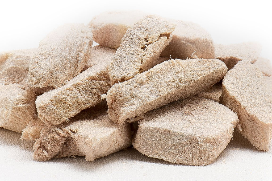 Fresh Is Best Freeze Dried Raw Turkey Tenders, Dog & Cat Treats
