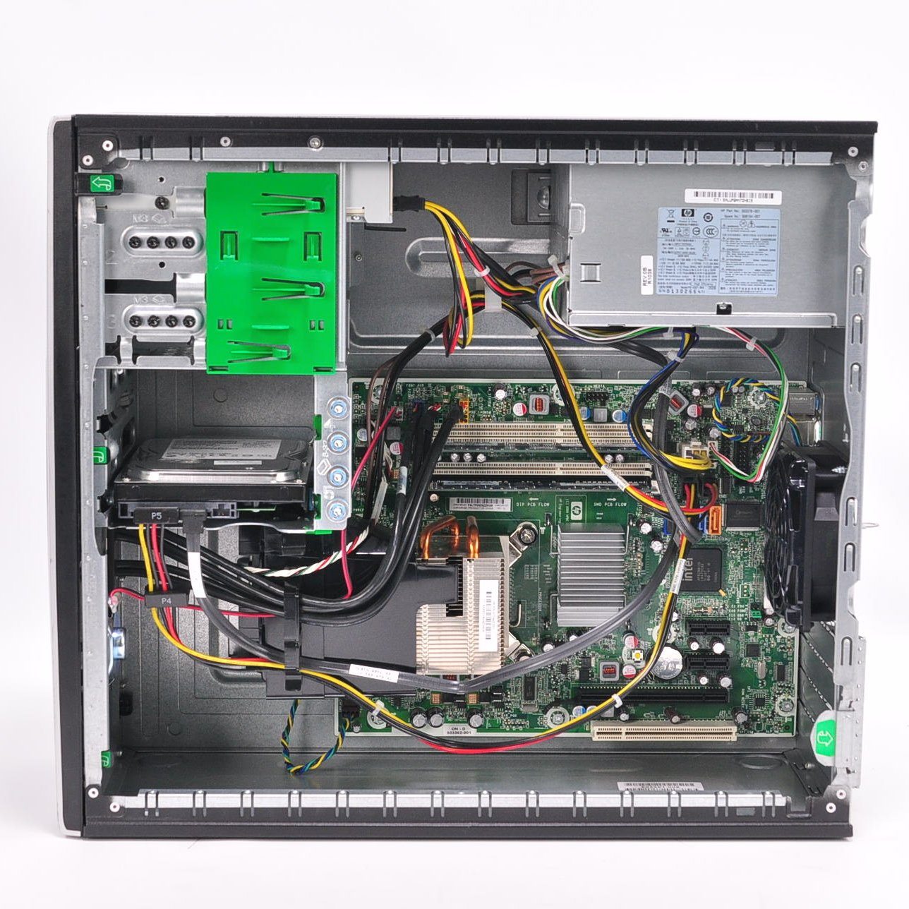 HP Compaq 6000 MT | Tom's Hardware Forum