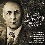 Vsevolod Zaderatsky: 24 Preludes And Fugues
