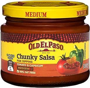 Old el Paso Med Chunky Tomato Salsa- 300 gm