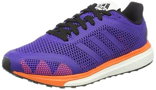 adidas Response+ W, Sneaker Donna, Viola (Energy Ink F17/Energy Ink F17/Solar Orange), 38 EU