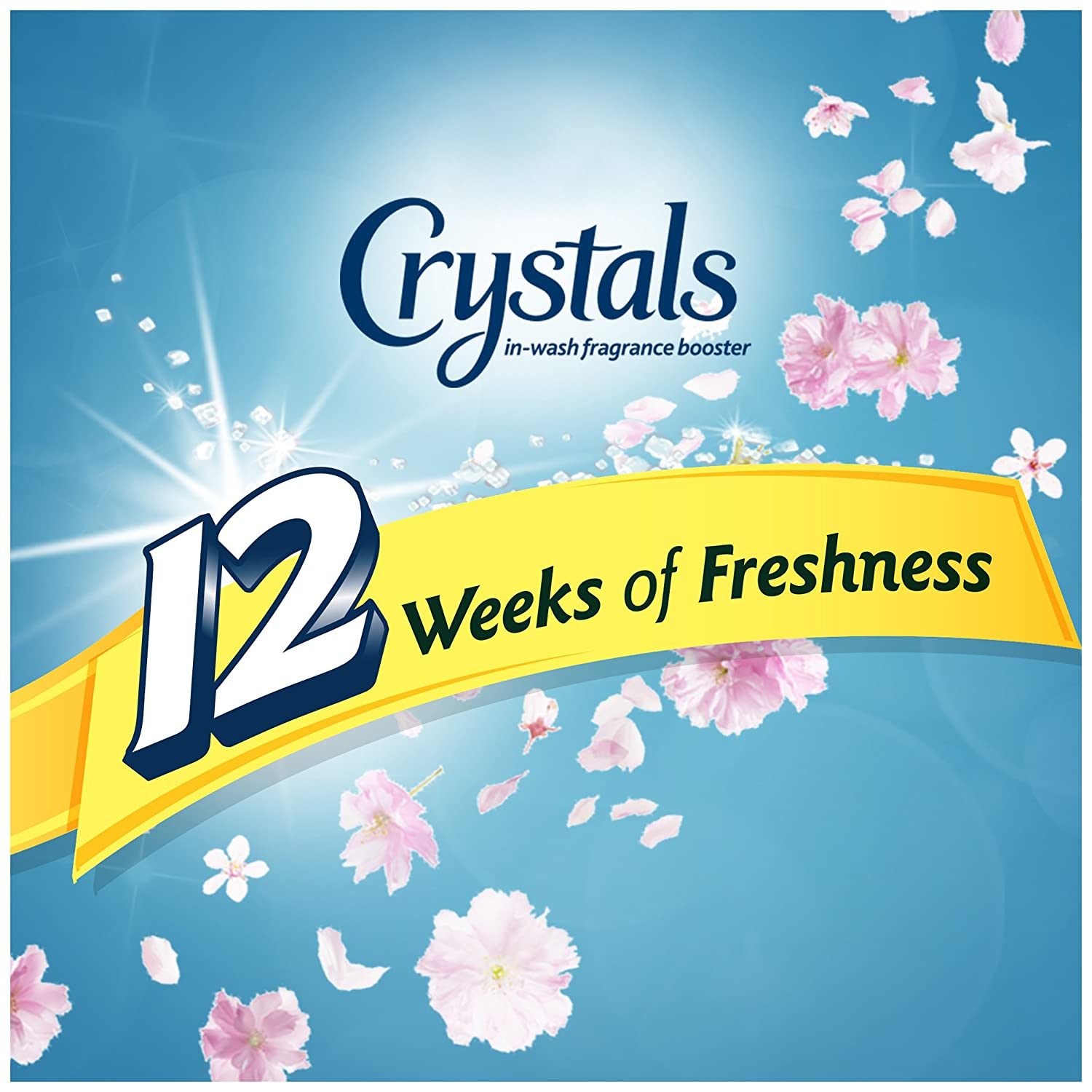 Amazon.com: Purex Crystals in-Wash Fragrance and Scent Booster, Fresh Spring Waters, 39 Ounce: Health & Personal Care