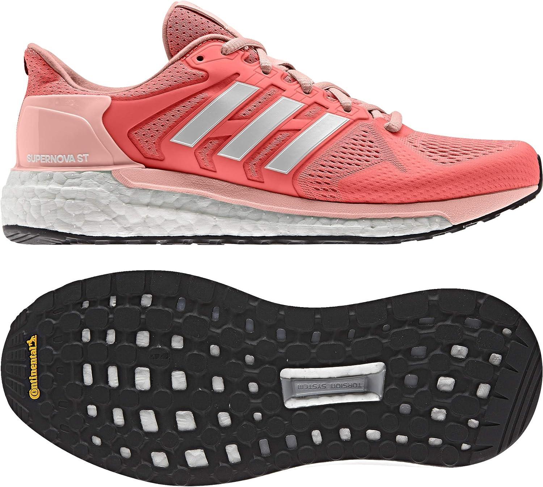 Adidas Women's Supernova St W Trainers, Orange (Corsen ...