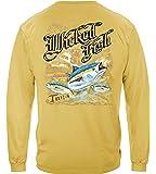Erazor Bits Tuna Gold Long Sleeve T Shirt WF101LS