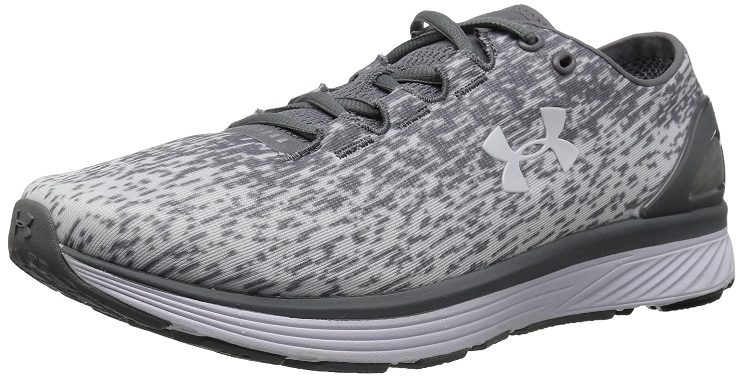 Under Armour Men's Charged Bandit 3 Ombre Sneaker B07198WHSC 11.5 M US|Gray