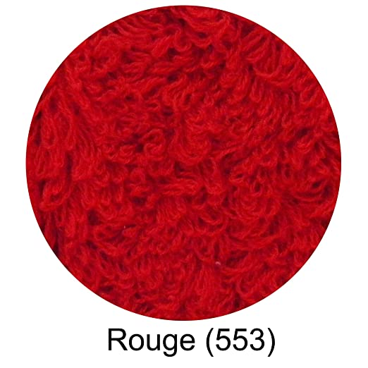 Abyss & Habidecor.- Toalla Super Pile Color Rouge 553 en medida 100x150 cm: Amazon.es: Hogar