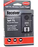 Hähnel REC_TUFFTTL - Receptor adicional para TUFF TTL Canon, negro