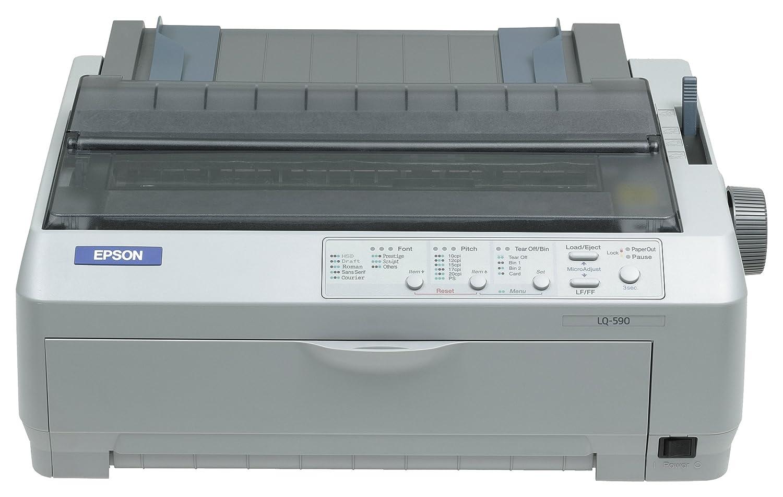 * LQ-590 24-Pin Dot Matrix Impact Printer