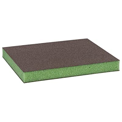 Bosh Abrasive Sponge Best for Contouring 97 x 120 x 12 mm, grey, 2608608231: Home Improvement