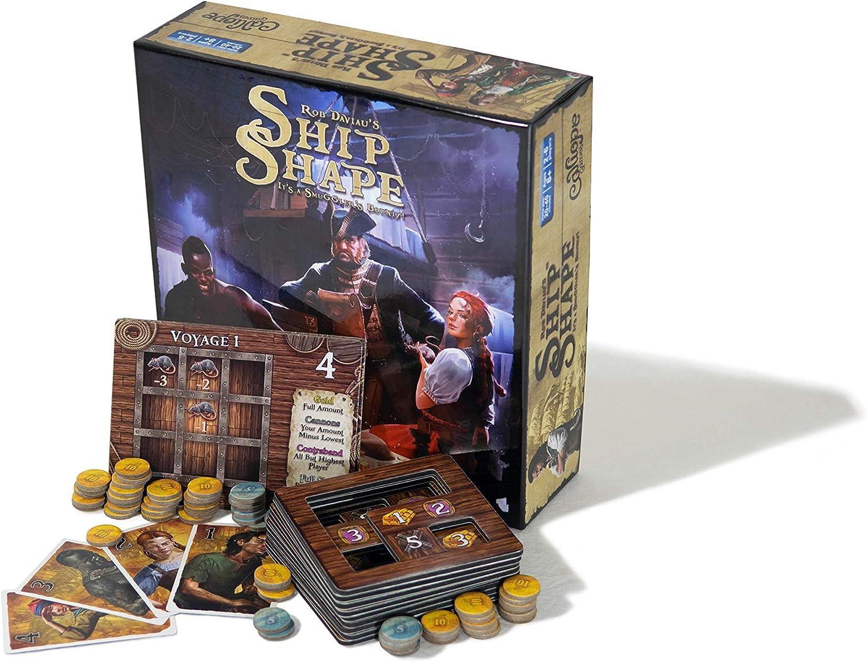 Calliope Games CLP136 ShipShape: Amazon.es: Juguetes y juegos