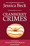 Cranberry Crimes (The Donut Mysteries Book 31) (English Edition)