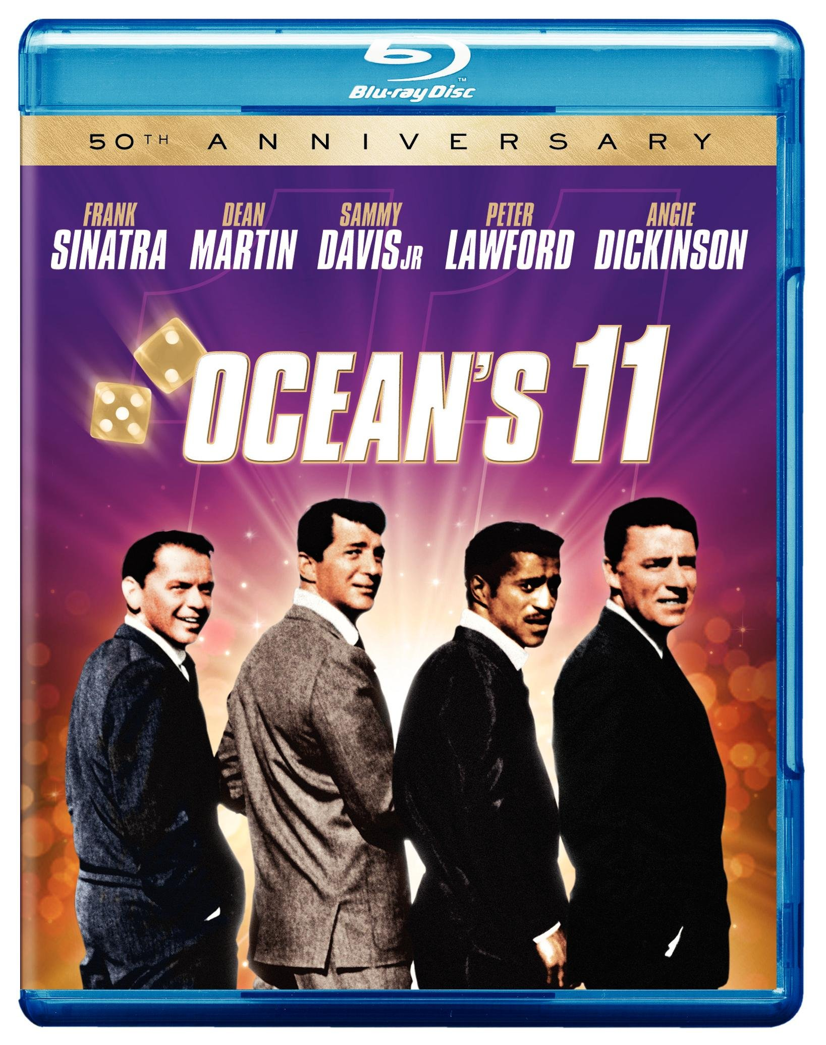 Ocean\'s 11 (50th Anniversary) [Blu-ray]