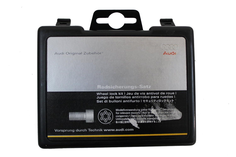 Genuine Audi Accessories 8P0071455 Wheel Lock