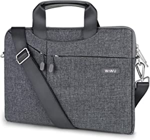 EKOOS 13.3 Inch Laptop Shoulder Bag Notebook Slim Carrying Case Messenger