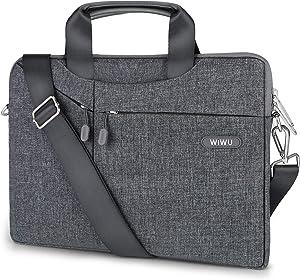 EKOOS 15.6 Inch Laptop Shoulder Bag Notebook Slim Carrying Case Sleeve Messenger