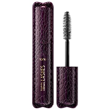 Beautiful Tarte Lights Camera Lashes 4 In 1 Mascara In Black 0.13 FL OZ ( Gallery