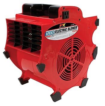Performance Tool W50068 3 Speed Portable Industrial Fan Blower (1200CFM)