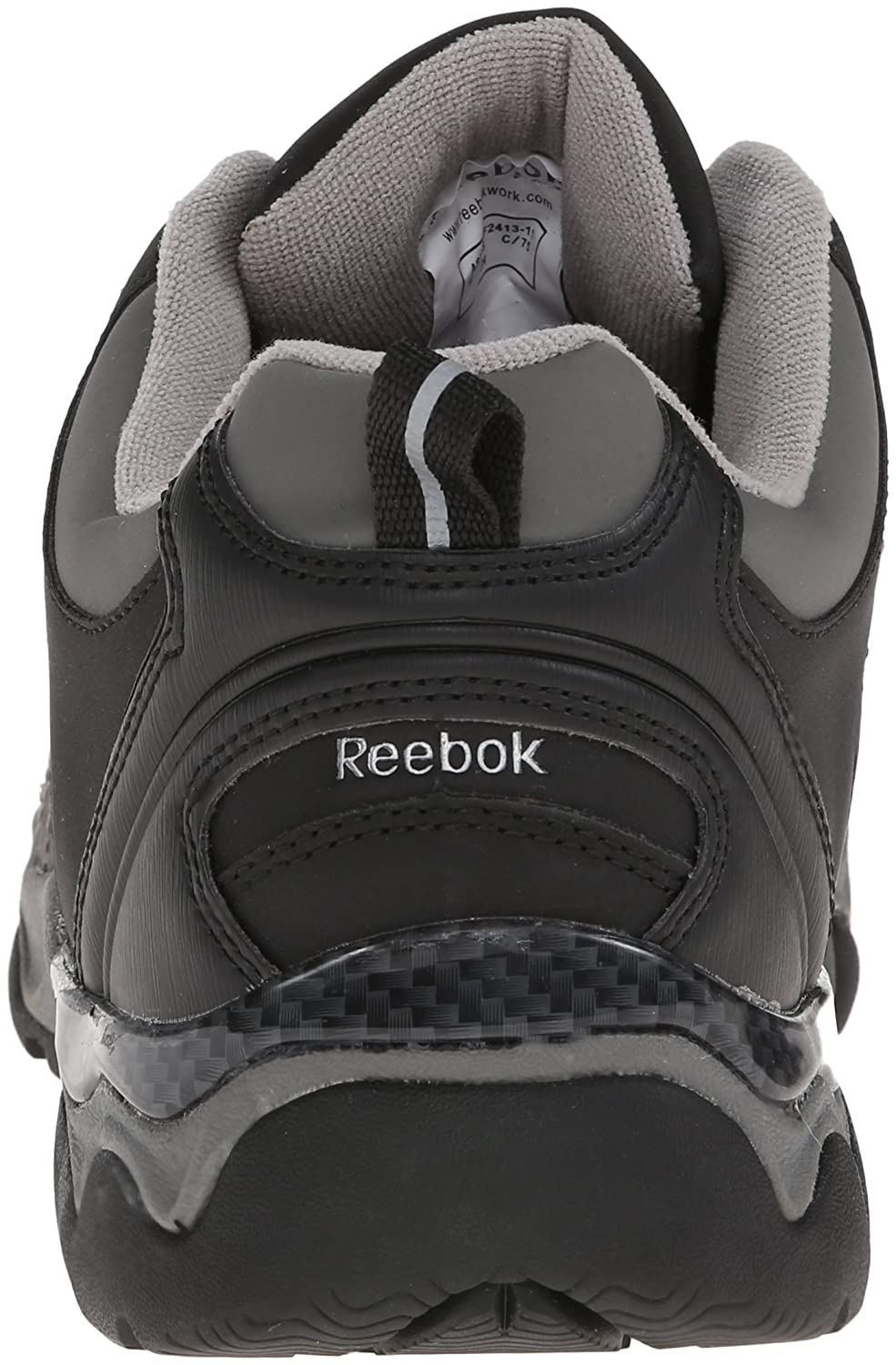 6ad690c74add Amazon.com  Reebok Work Men s Beamer RB1062 EH Athletic Safety Shoe  Shoes