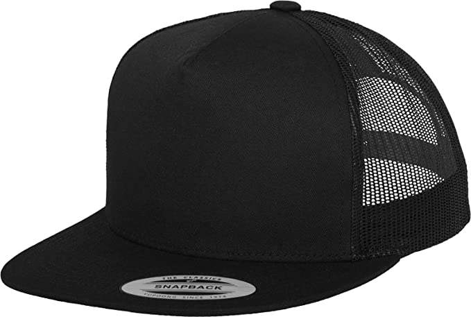 Amazon.com  Yupoong 6006W Unisex Adult Classic Two Tone Trucker Cap ... d78a57037b0