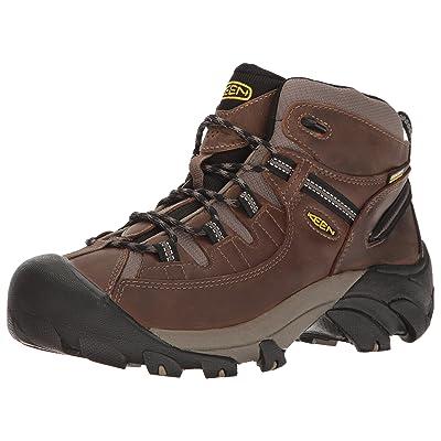 KEEN Men's Targhee II Mid Wide Hiking Shoe   Hiking Boots