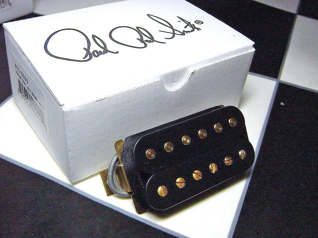 PRS Paul Reed Smith Vintage Bass Black Gold  ◆並行輸入品◆   B0089T6WMO