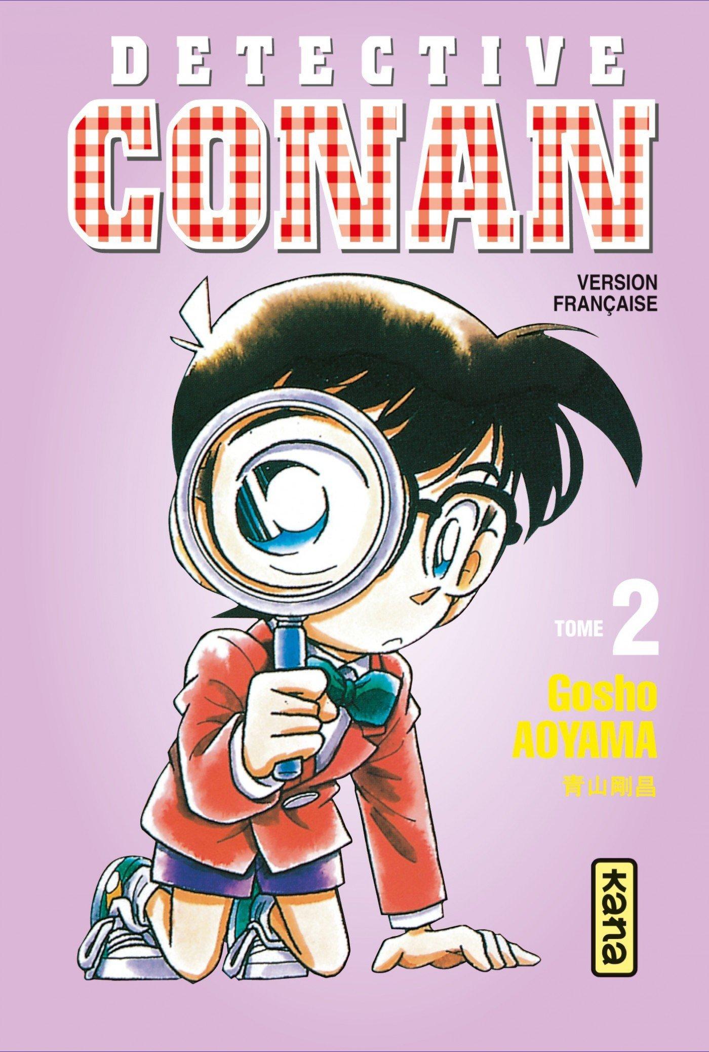 Détective Conan - Tome 2 por Gosho Aoyama