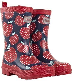 Botas de Lluvia Hatley Wellington Impresas para niñas