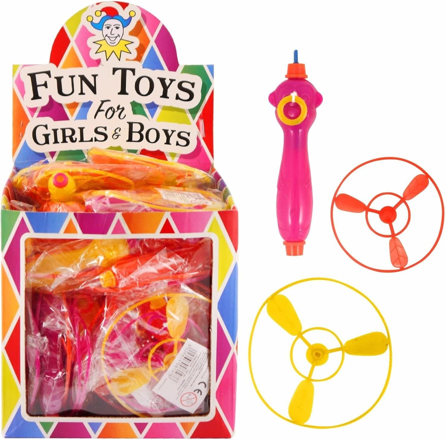 Kids Birthday Toys party bag riempitivi favori Pinata Fun Toy Range Loot Gift Packs by Lizzy