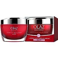 Olaz - Regenerist, Crema notte rassodante 3 zone, 50 ml