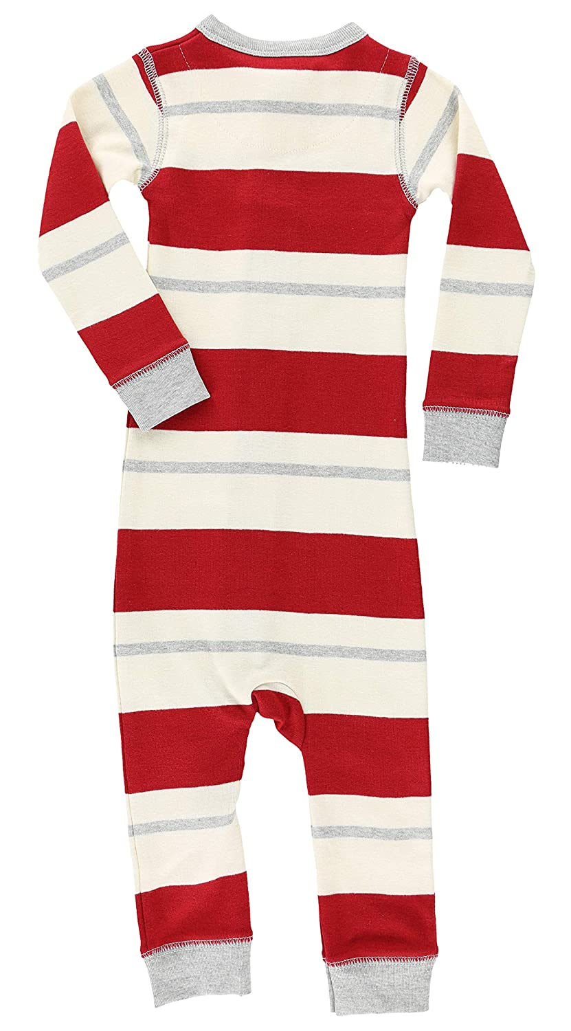 Family Matching Christmas Pajamas by LazyOne Country Stripe Festive Holiday PJs