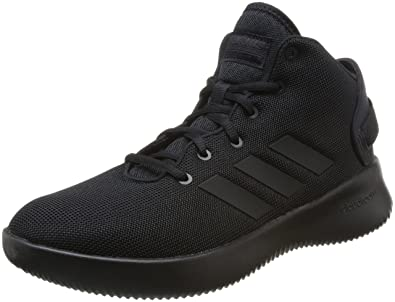 a10b63ac571b adidas Neo Men Shoes Boots Cloudfoam Refresh Mid Black Basketball Style  DA9670 (EU 40 -