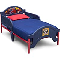Delta Children Plastic Toddler Bed, Marvel Spider-Man