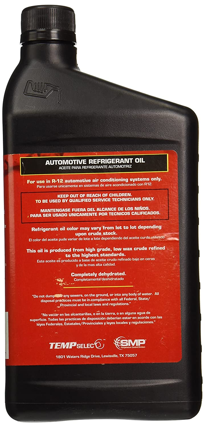 Amazon.com: Four Seasons 59000 Mineral Bottle - 1 Quart Bottle: Automotive