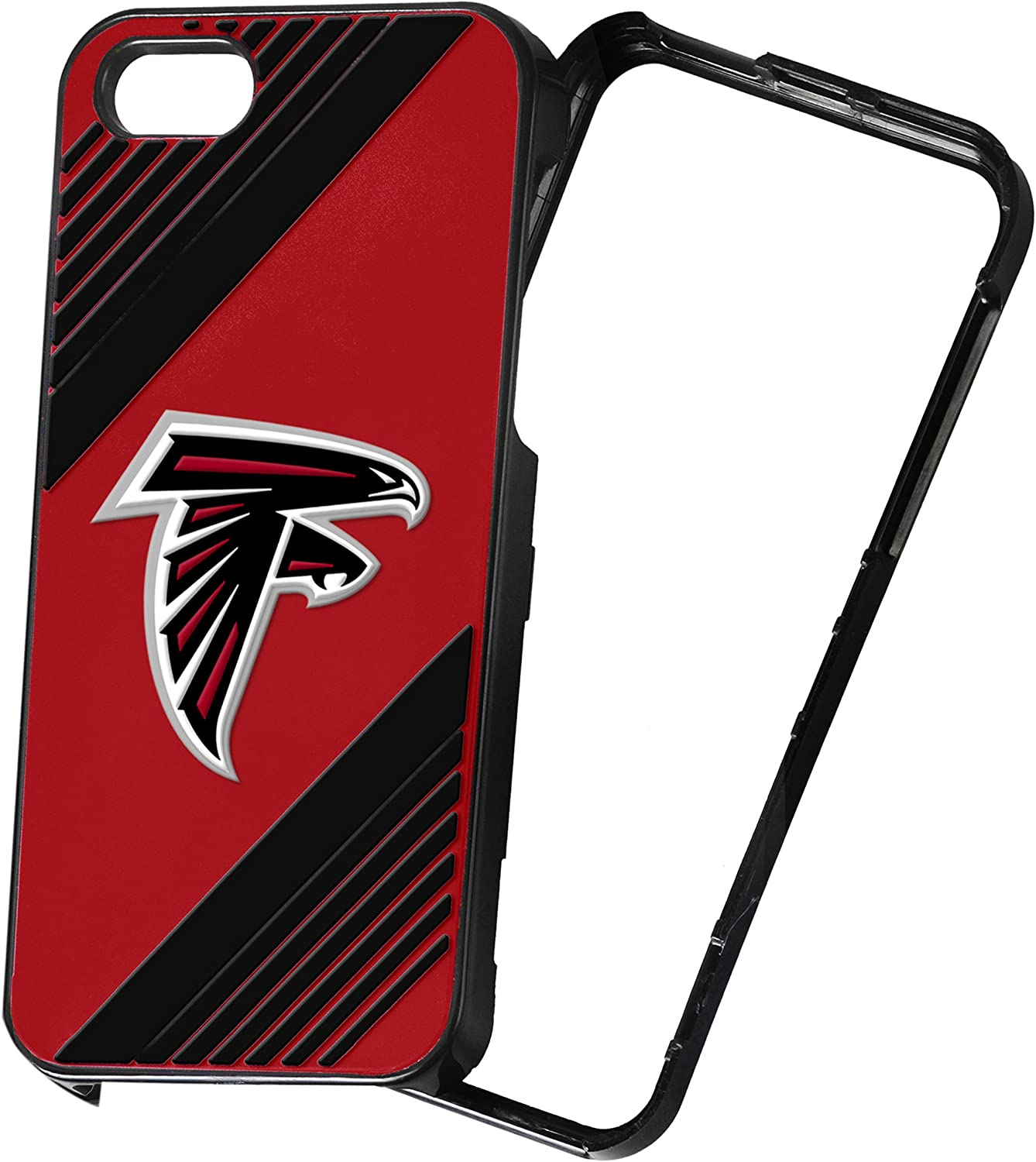 St Louis Rams Forever Collectibles NFL 2-Piece Snap-On iPhone 5//5S Polycarbonate Case Retail Packaging