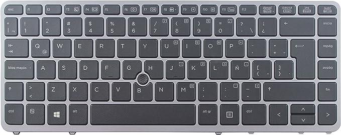 Repuesto Teclado para Portátil HP ZBook 14 G2 14 Mobile ...