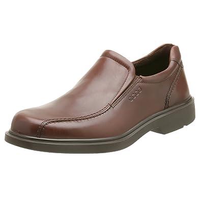 ECCO Men's Business Comfort Slip On 35614,Mahogany Leather,EU ...