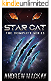 Star Cat: The Complete Series - Books 1-7 (Infinity Claws, Pink Symphony, War Mage, Killer Instinct, Exodus, Star Cat Forever & Training Day): The Science Fiction & Fantasy Collection