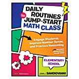 Daily Routines to Jump-Start Math Class, Elementary School: Engage Students, Improve Number Sense, and Practice Reasoning (Co