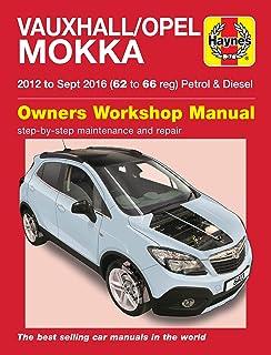 Vauxhall Mokka petrol & diesel ...