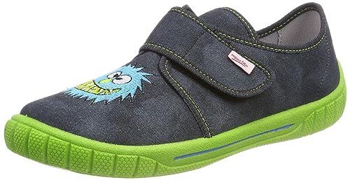 superfit Bill, Chaussons Bas garçon: : Chaussures