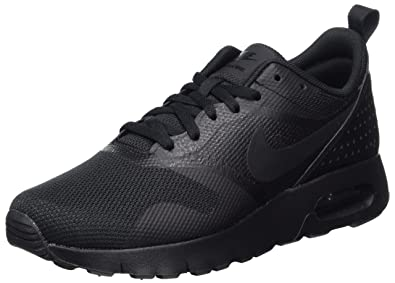 wholesale dealer 97709 74a70 Nike Kids Air Max Tavas (GS) Black Black Running Shoe 5 Kids US