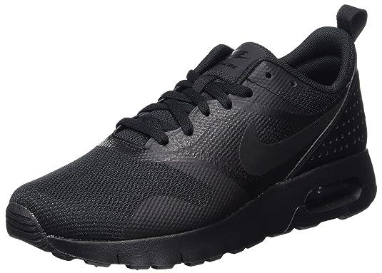 size 40 96003 4ae07 Nike Air MAX Tavas (GS), Zapatillas de Running para Niños, Negro Black, 36  EU  Amazon.es  Zapatos y complementos
