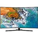 "Samsung Nu7500 49"" 124 Ekran Curved 4K Ultra Hd Tv"